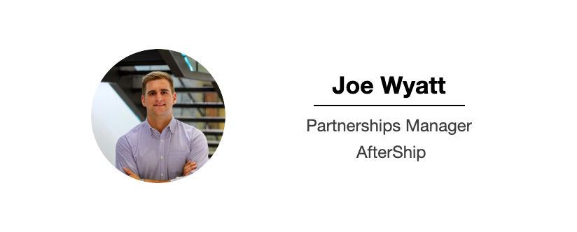 Upcoming event: Webinar with AfterShip strategist