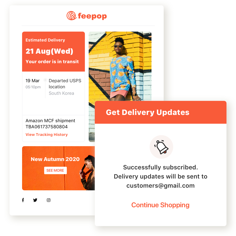 Amazon Multi-Channel Fulfillment (MCF) + AfterShip integration